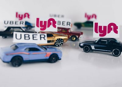 How Uber and Lyft are making traffic worse.
