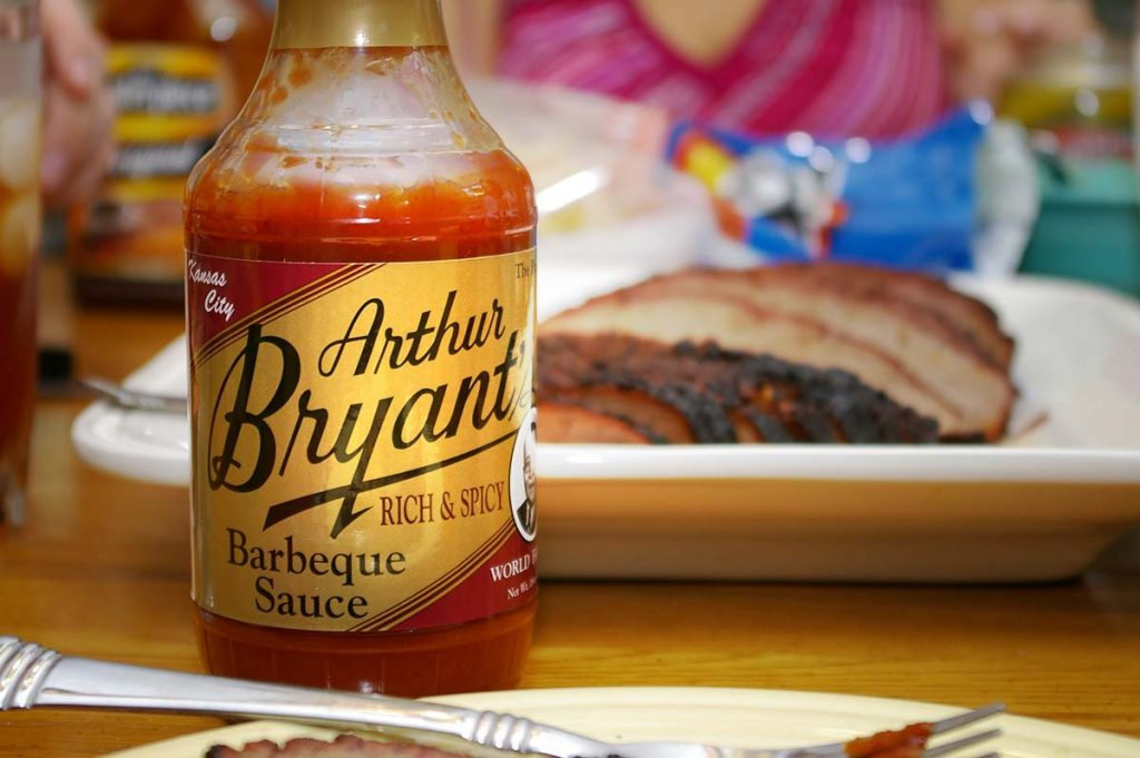 Arthur Bryant's Barbeque Sauce