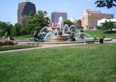 Why NOW is the best time to plan a trip to Kansas City. Reason #1: Fountain Day