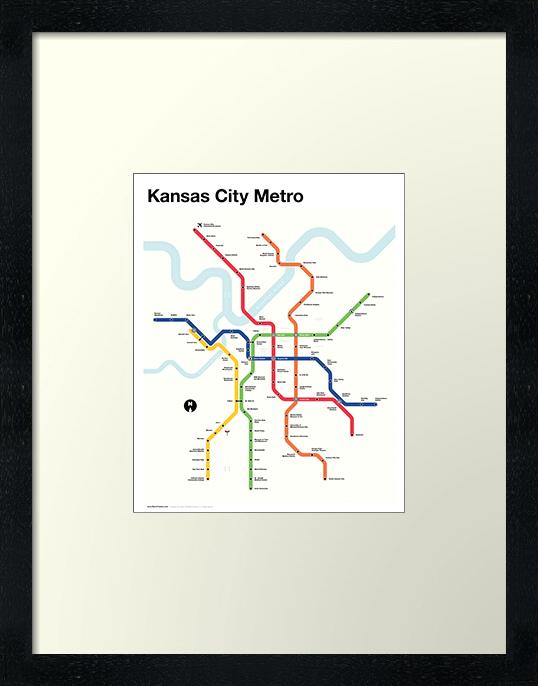 Kansas City Metro Map