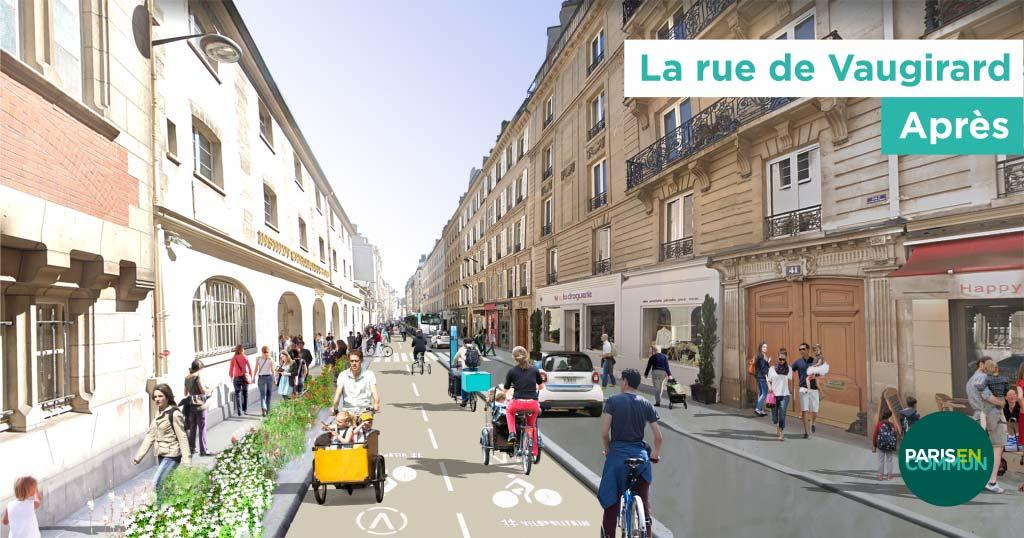 Paris plans to become a 15 minute city
