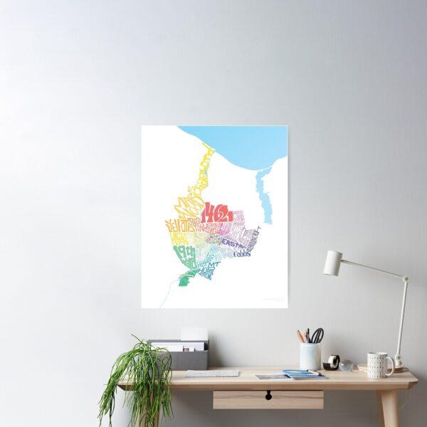 Rochester Neighborhoods Map